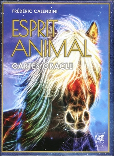 ESPRIT ANIMAL : CARTES ORACLE