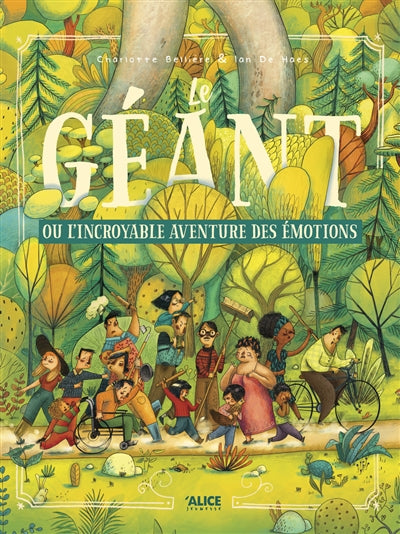 GEANT OU L'INCROYABLE AVENTURE EMOTIONS