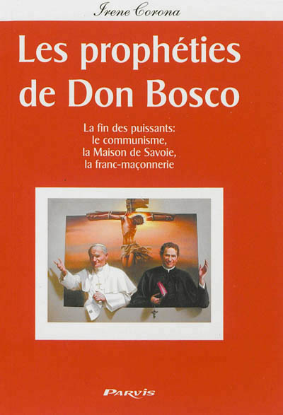PROPHÉTIES DE DON BOSCO
