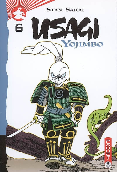 Usagi Yojimbo Vol.6