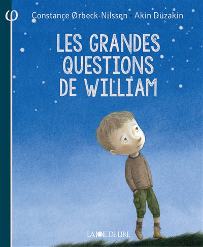 GRANDES QUESTIONS DE WILLIAM