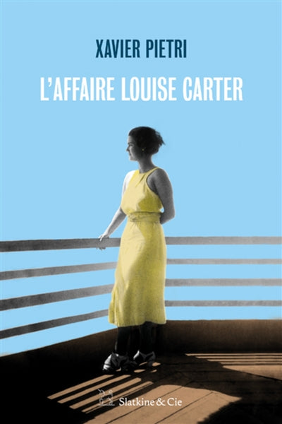 AFFAIRE LOUISE CARTER