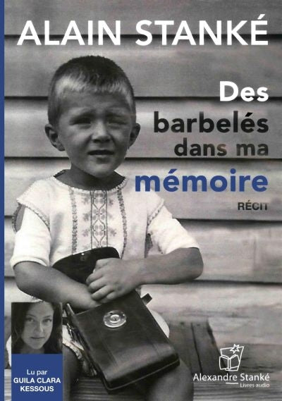 DES BARBELES DANS MA MEMOIRE -CD MP3