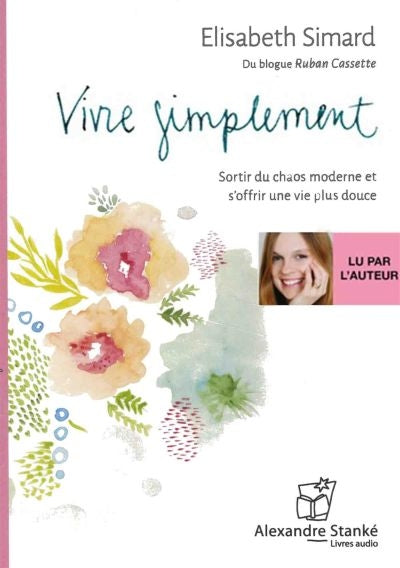 VIVRE SIMPLEMENT -CD MP3