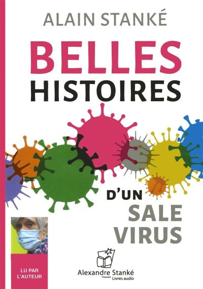 BELLES HIST. D'UN SALE VIRUS -CD MP3