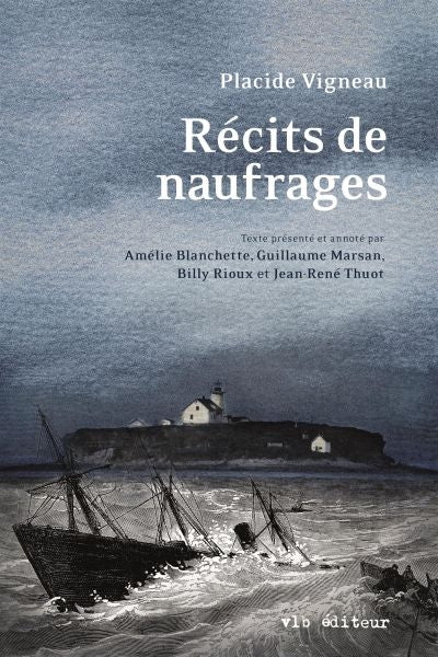 RECITS DE NAUFRAGES