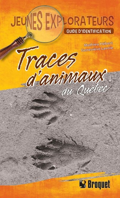 TRACES D'ANIMAUX DU QUEBEC
