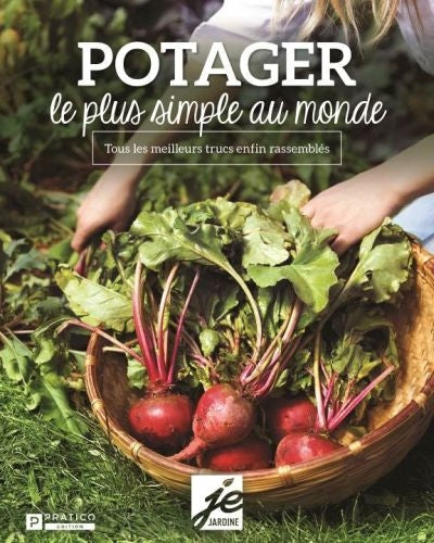 POTAGER LE PLUS SIMPLE AU MONDE