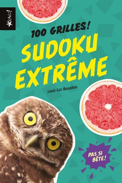 SUDOKU EXTREME -100 GRILLES!