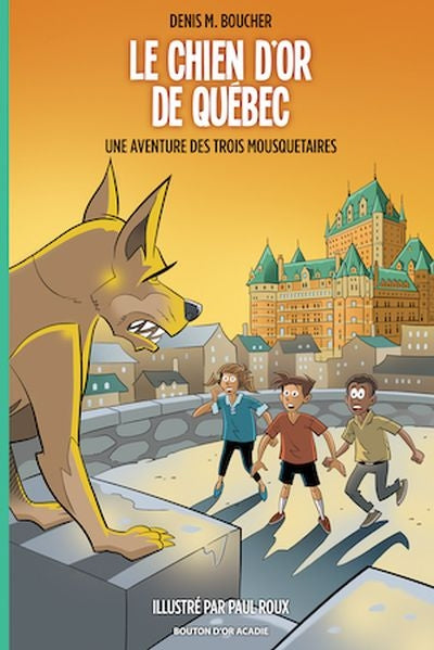 CHIEN D'OR DE QUEBEC