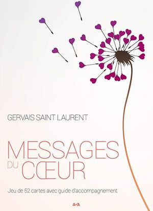 Cartes - Messages du coeur
