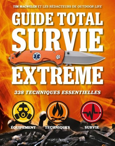 GUIDE TOTAL SURVIE EXTREME -NE
