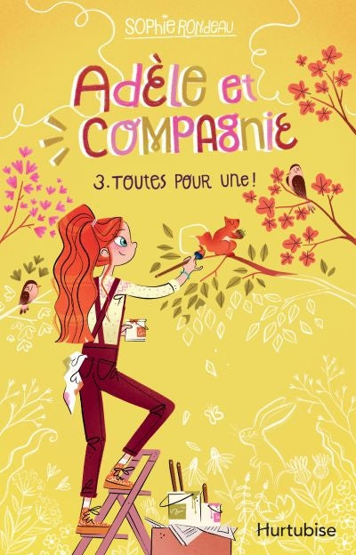 ADELE ET COMPAGNIE - TOME 3
