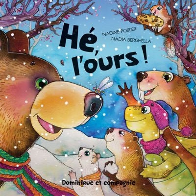 HE L'OURS !