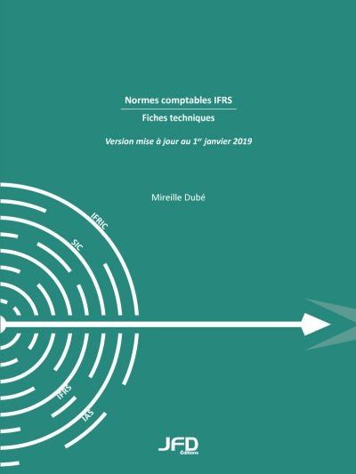 NORMES COMPTABLES IFRS