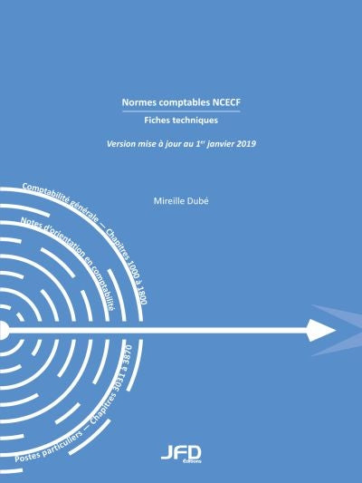 NORMES COMPTABLES NCECF
