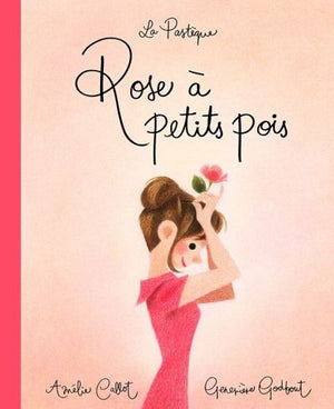 ROSE A PETITS POIS
