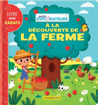 A LA DECOUVERTE DE LA FERME