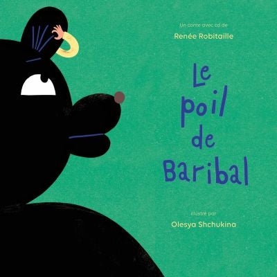 POIL DE BARIBAL                 + CD