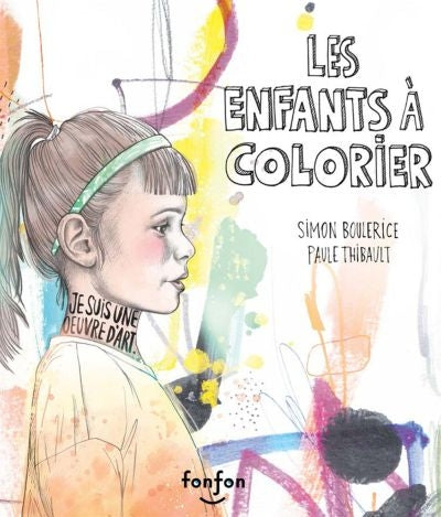 ENFANTS A COLORIER