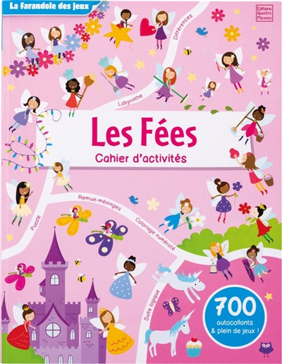 FEES - CAHIER D'ACTIVITES