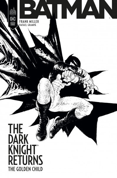 DARK KNIGHT - THE GOLDEN CHILD
