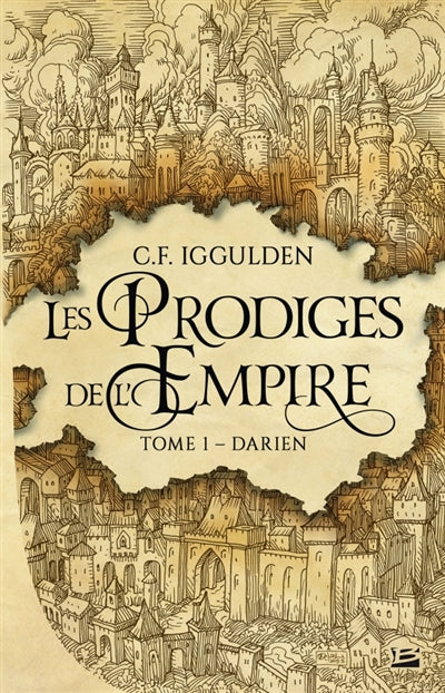 PRODIGES DE L'EMPIRE T1 -DARIEN