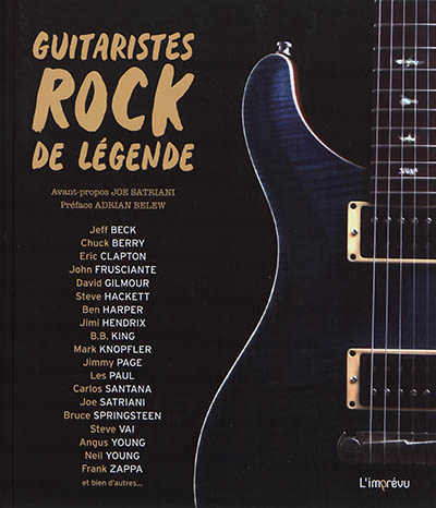 PLUS GRAND GUITARISTES DU ROCK