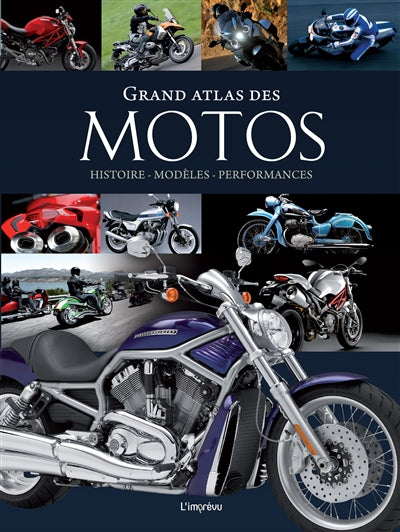 GRAND ATLAS DES MOTOS (ED. 2019)