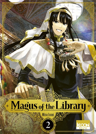 MAGUS OF THE LIBRARY T.02