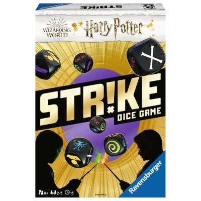 STR!KE HARRY POTTER JEU