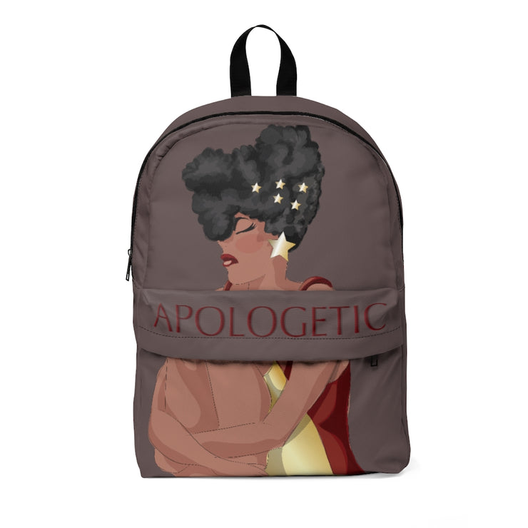 Apologetic Backpack