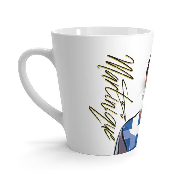 Martinique Rootz Latte mug