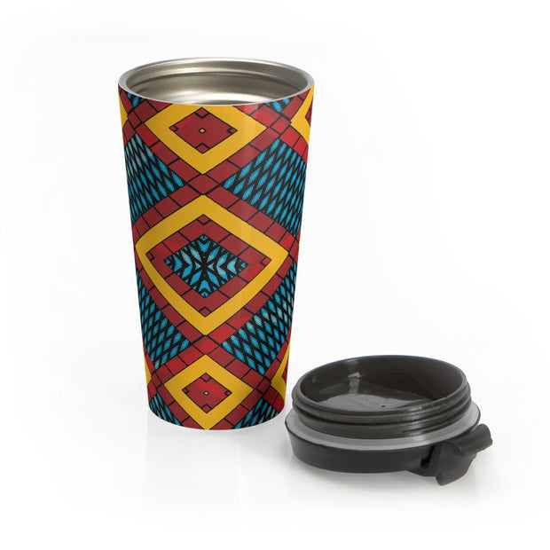 The Gentleman Travel Mug Print