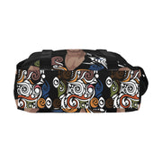 The Afro punk Large Travel bag
