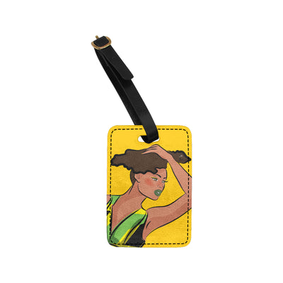 Jamaica Luggage Tag