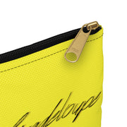 Guadeloupe Accessory Pouch Yellow