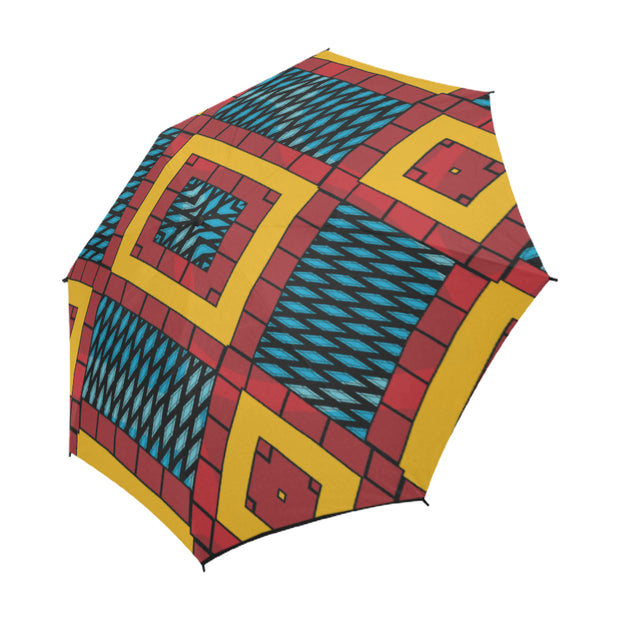 The Genteleman Semi-Automatic Foldable Umbrella