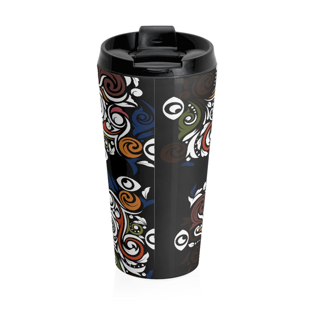 The Afropunk Travel Mug