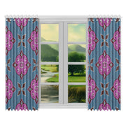 "ardent Window Curtain 52""x84""(Two Pieces)"