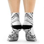 The Warrior Crew Socks