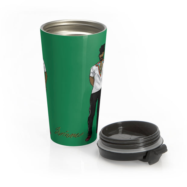 Suriname Travel Mug Male