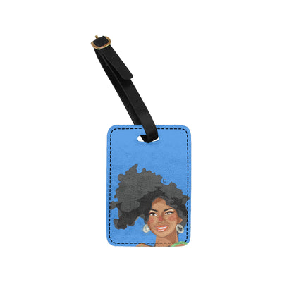 St.Martin Luggage Tag