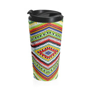 Label-less Travel Mug
