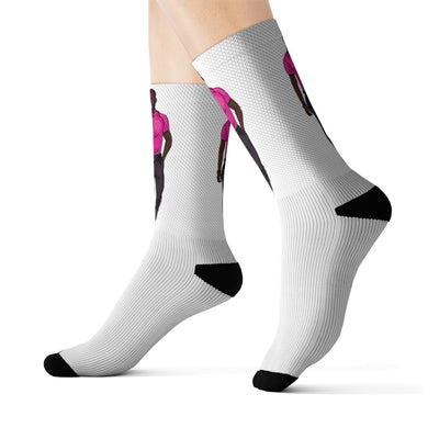 The Womanizer Sublimation Socks
