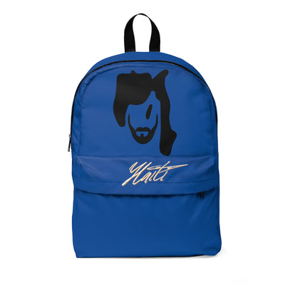 Haitian  Backpack Male black hair