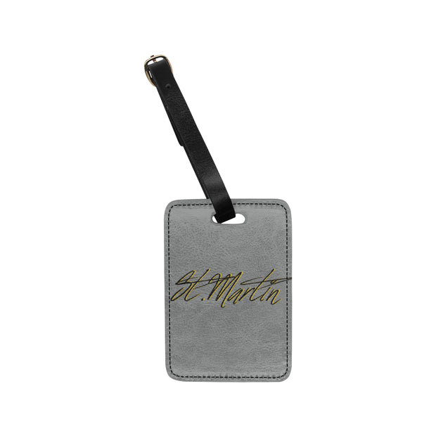 st.martin Male Luggage Tag