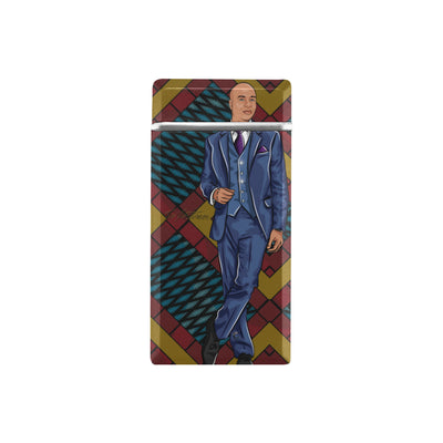 The Gentleman USB Lighter (Lateral Button)