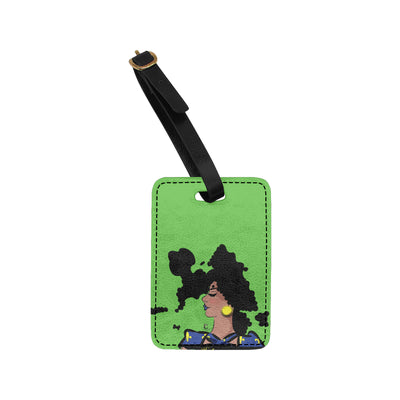 guadeloupe Luggage Tag