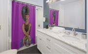 Ardent  Shower Curtain